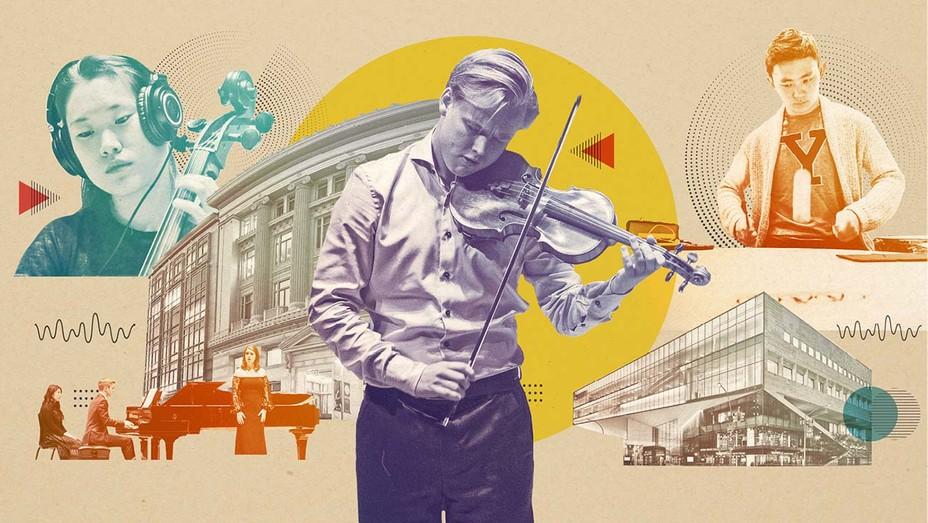 Top 20 Music Schools