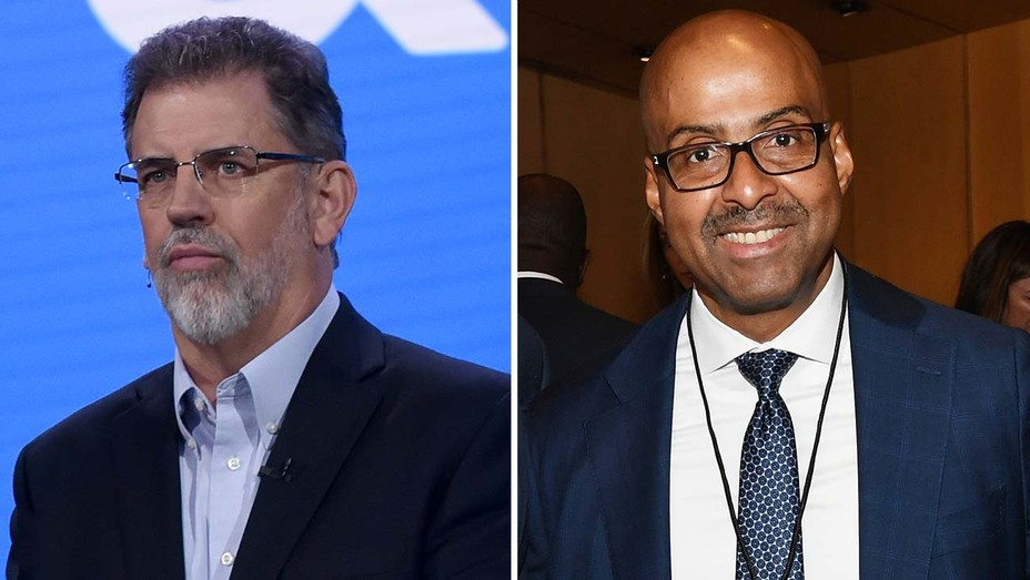 AT&T's John Stephens and Warner Media's Pascal Desroches