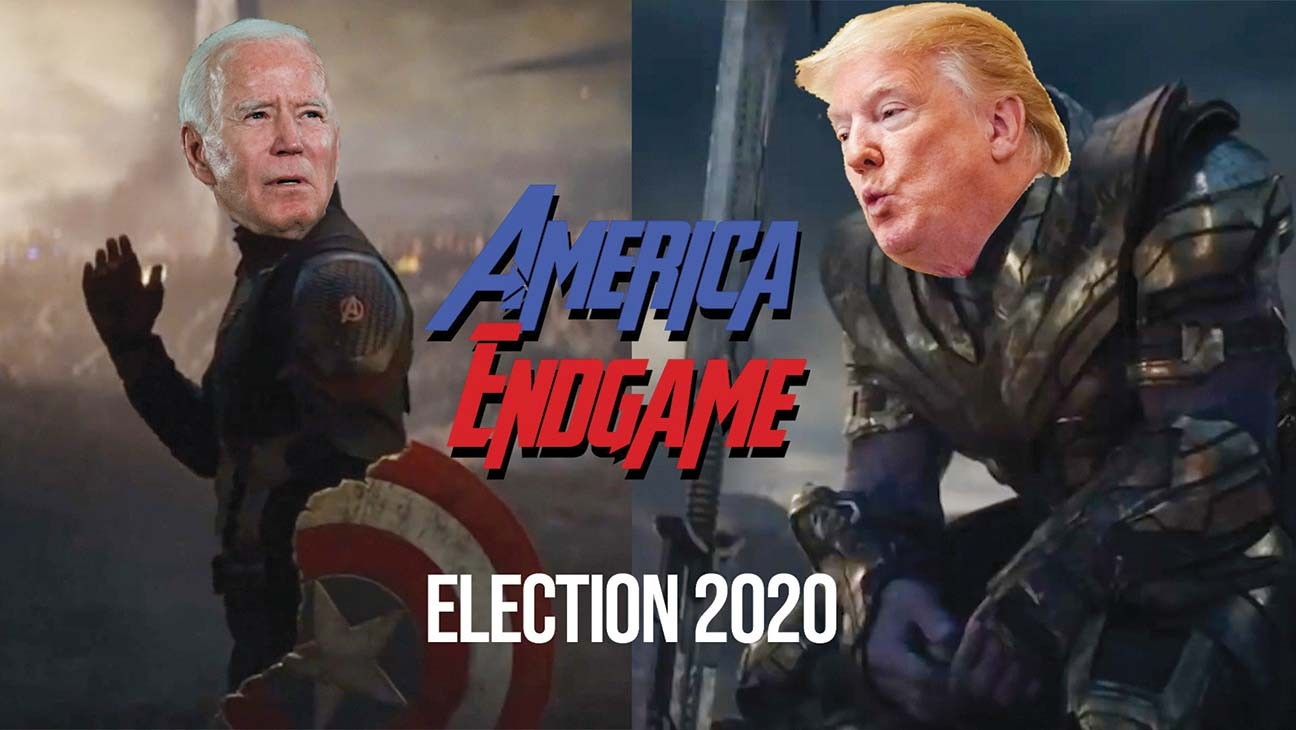 Behind the Viral Election Sensation 'America: Endgame'