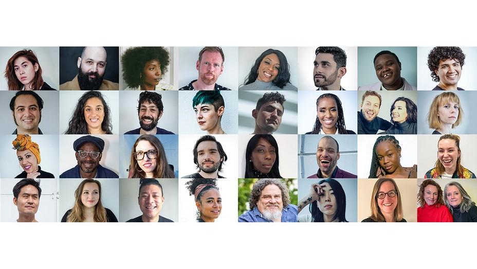 BAFTA's 2020 Breakthrough participants