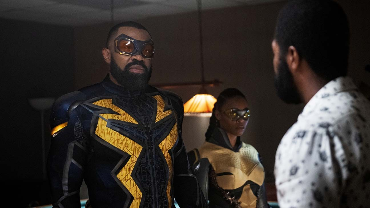 'Black Lightning' to End With Season 4 on The CW