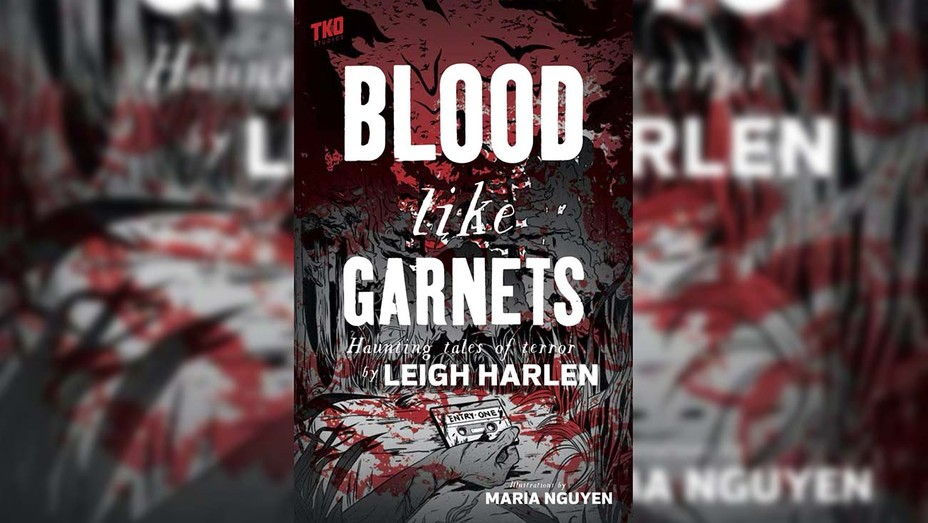Blood Like Garnets Preview