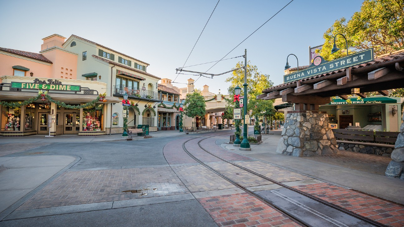 California Adventure Partially Reopens to Snaking Line of Guests