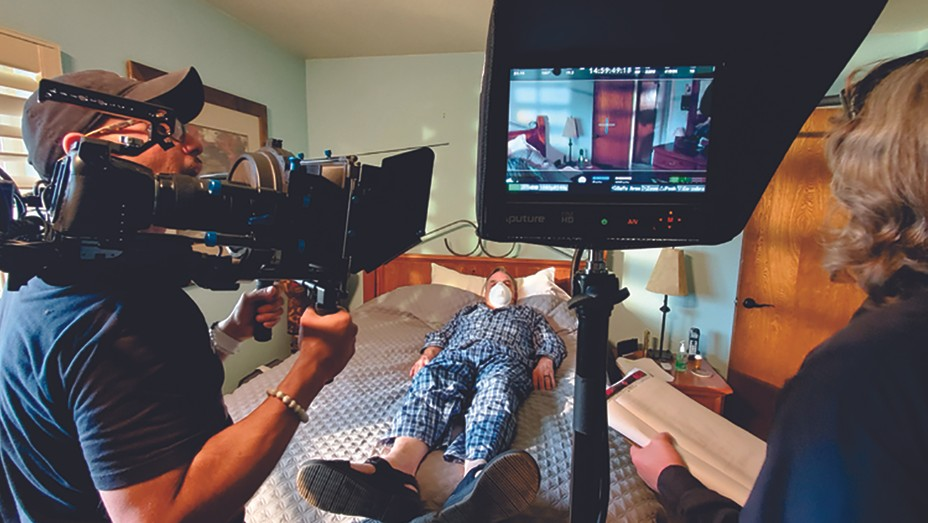 Behind the scenes on 'Anti-Coronavirus'