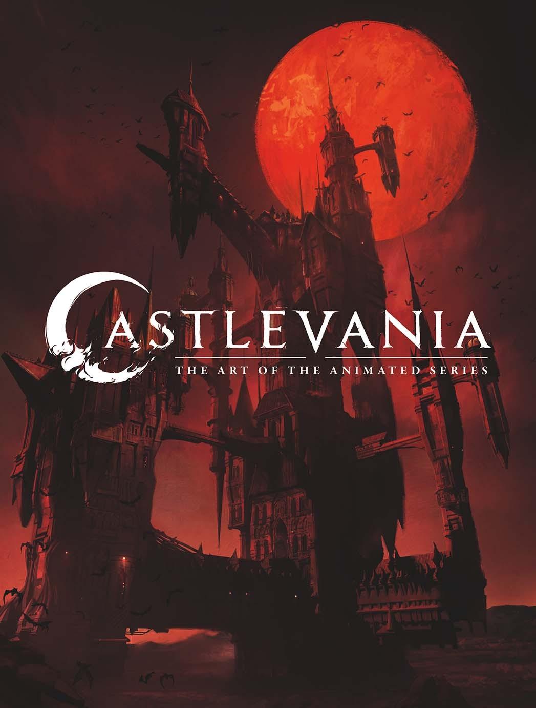 Castlevania Buchankündigung