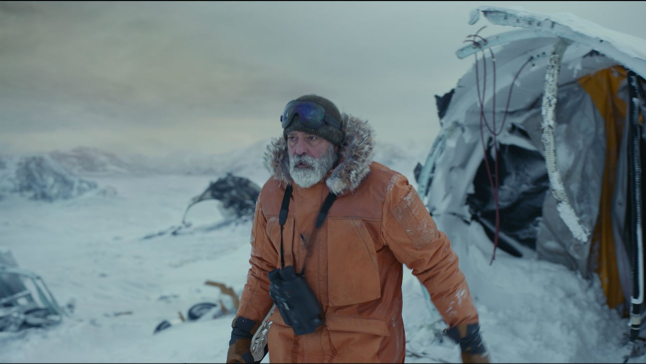 George Clooney on COVID, Family and Directing and Starring in Netflix's Oscar Hopeful 'The Midnight Sky'