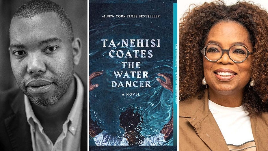 Ta-Nehisi Coates - book-cover The Water Dancer-and-Oprah-Winfrey