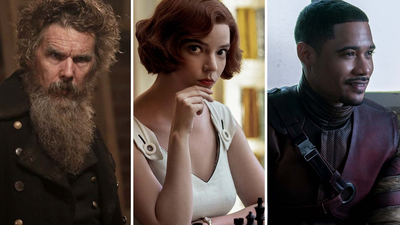 Critics' Conversation: 'The Queen's Gambit,' Ethan Hawke and Other Fall TV Faves and Fails