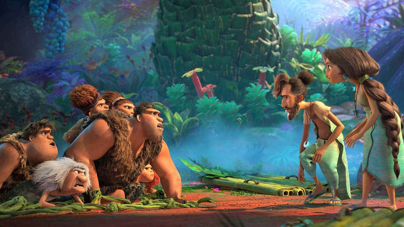 'The Croods: A New Age': Film Review