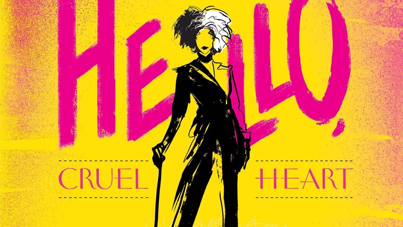 'Cruella' Prequel Novel 'Hello Cruel Heart' Debuting in 2021