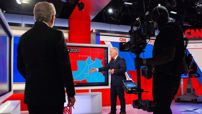 Election Powers Cable News to Record November Ratings