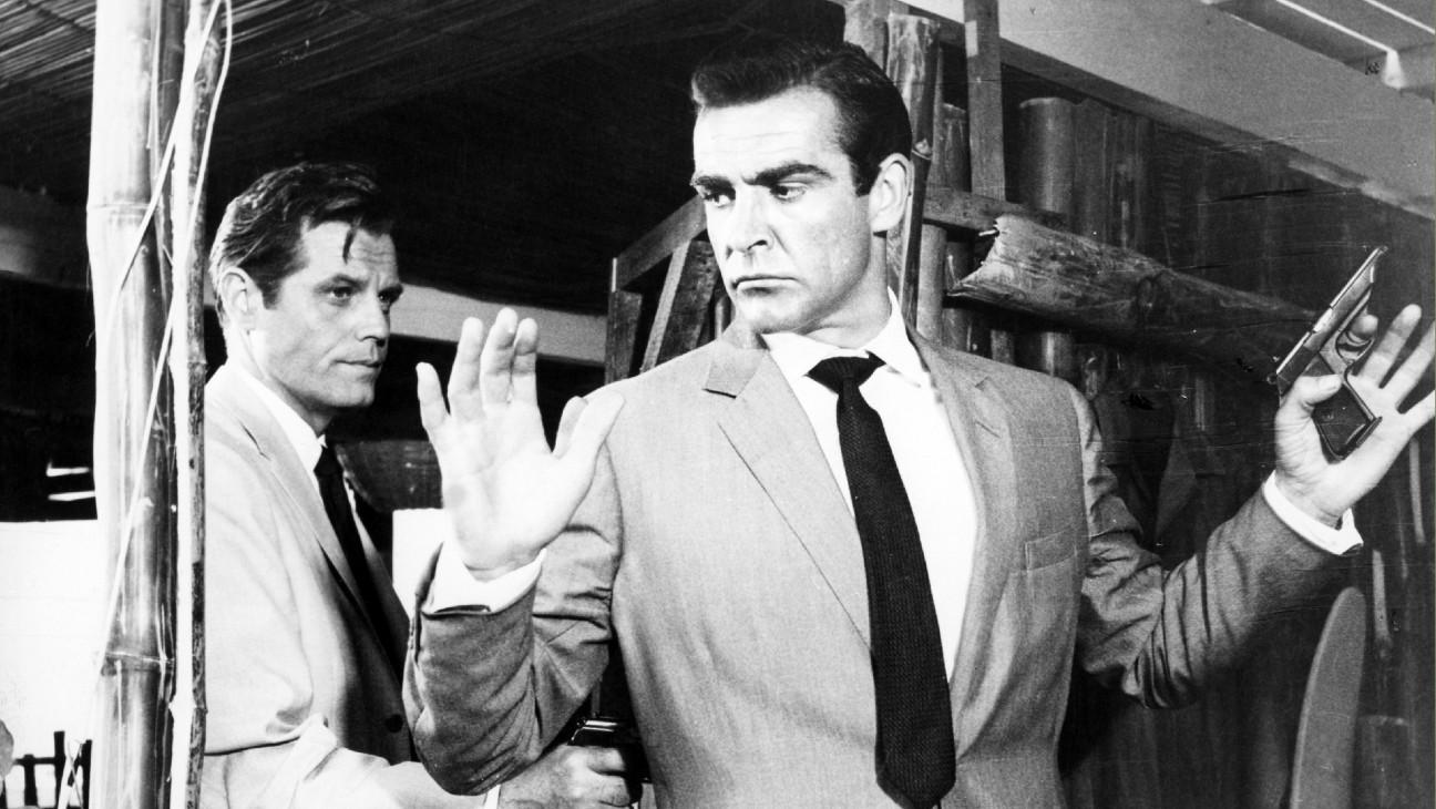 Sean Connery's Original James Bond 'Dr. No' Gun Goes to Auction