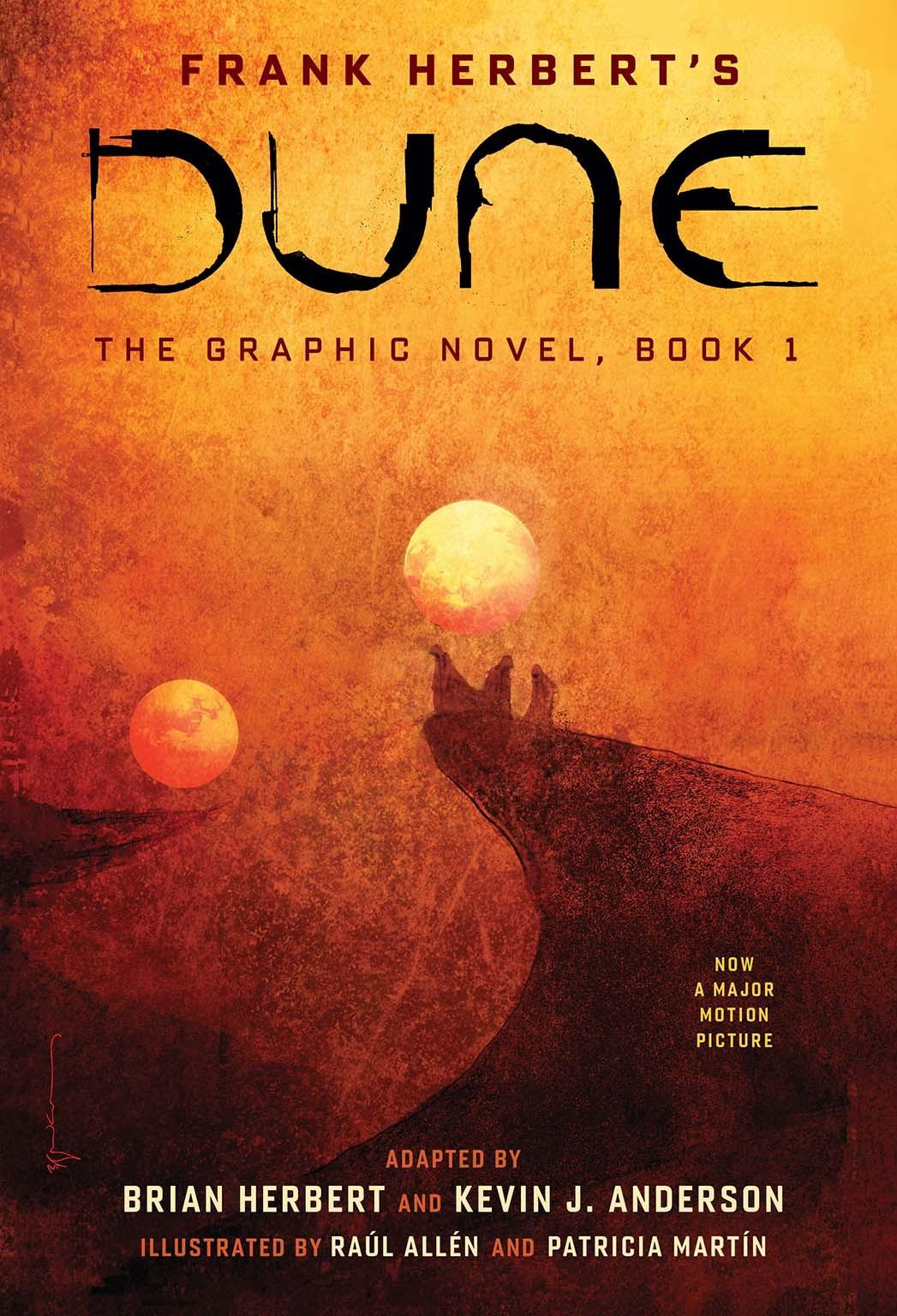 Dune Book 1 Vorschau