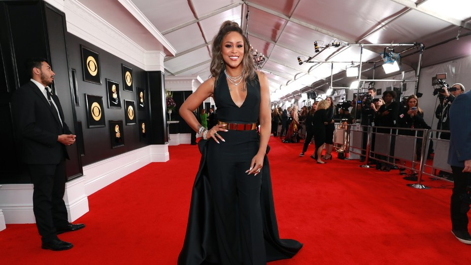 Eve attends the 61st Annual GRAMMY Awards at Staples Center on February 10, 2019.