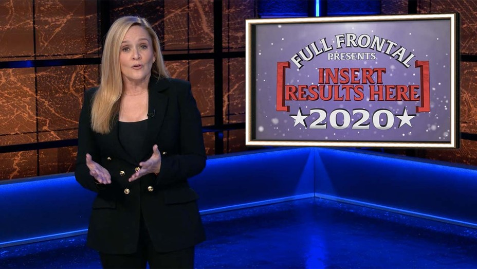 Samantha Bee's Full Frontal show