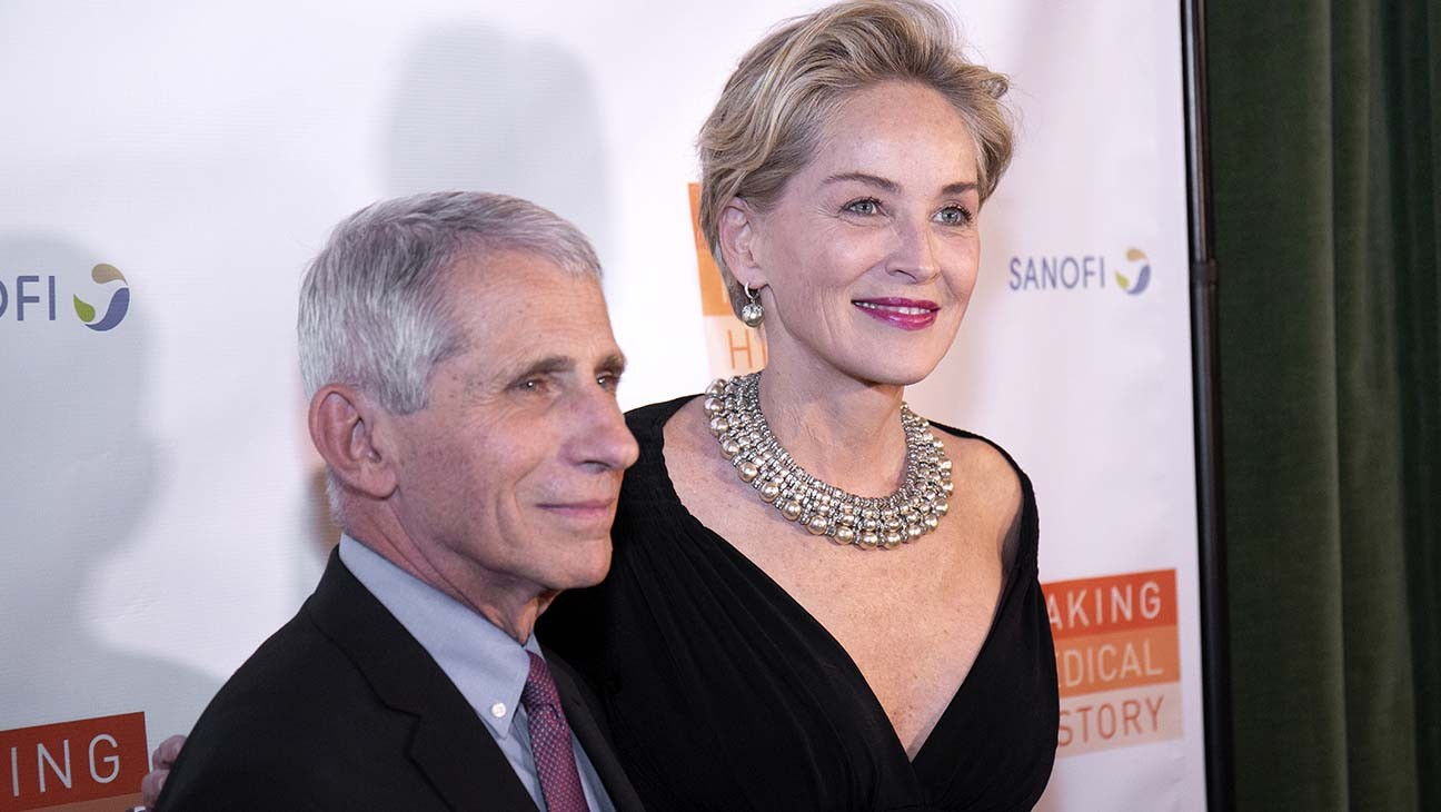 Sharon Stone, Dr. Anthony Fauci to be Honored During Virtual Research in Action Awards