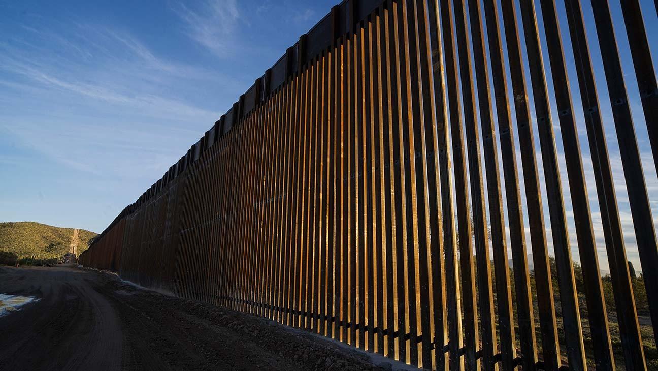 "Artist Sues Over Destruction of ""Cheese Wall"" Along Mexico Border"