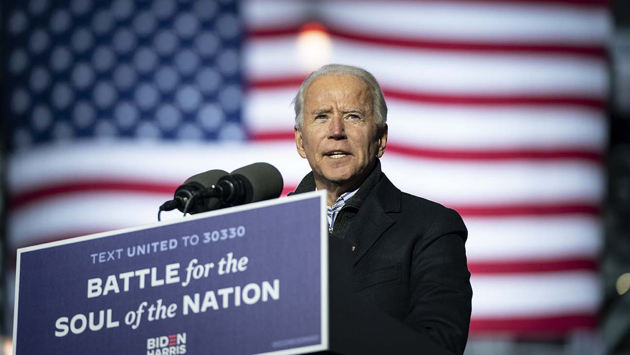 Joe Biden Projected to Win 2020 Election, While Kamala Harris Makes History as First Woman VP-Elect