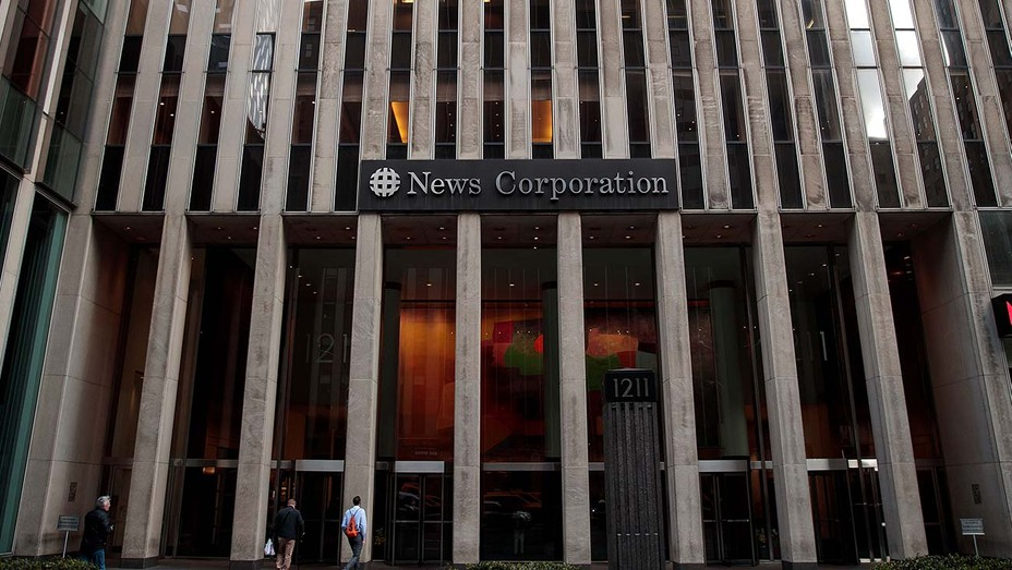 News Corporation in Midtown Manhattan