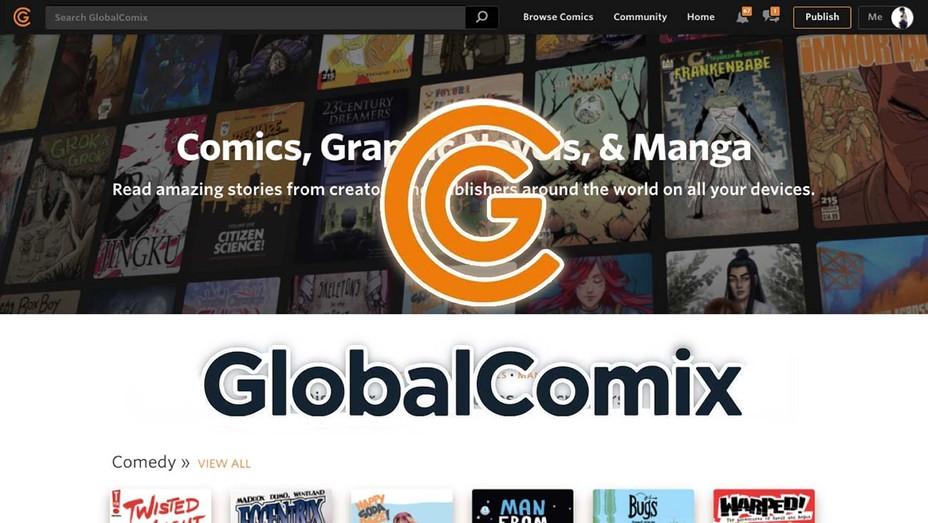 Global Comix Gold