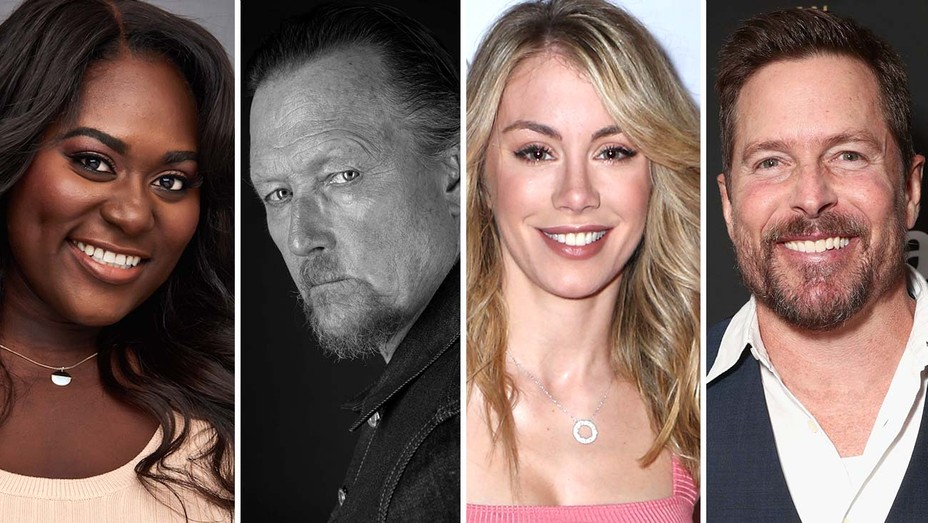 HBO Max Peacemaker Casting