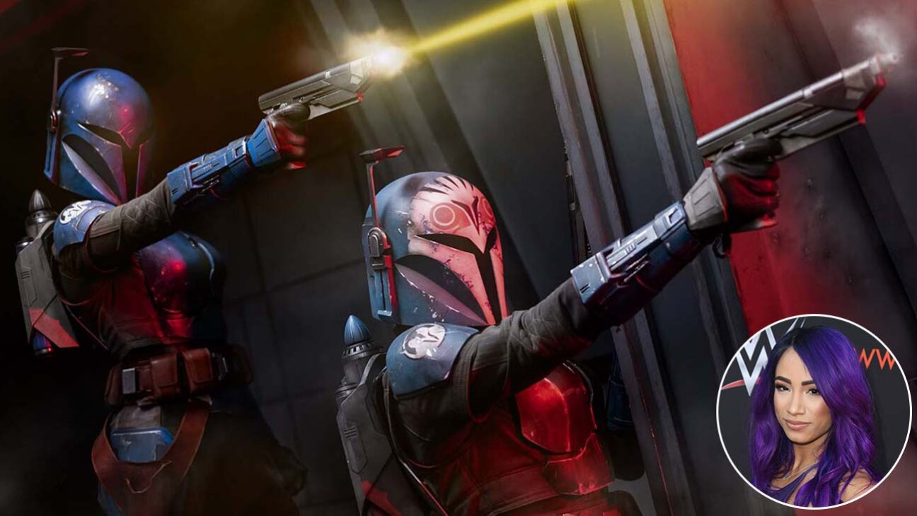 Why 'The Mandalorian' Star Mercedes Varnado Will Always Check Her DMs from Now On