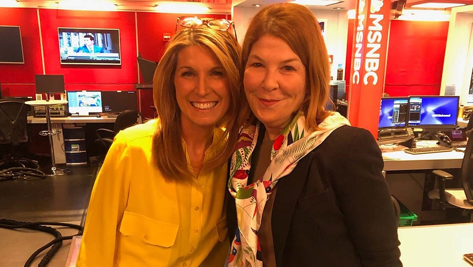 Terry Press Nicolle Wallace
