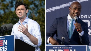 """Hollywood Jumps In to Support Democrats in Georgia Senate Races: """"There's a New South That's Rising"""""""