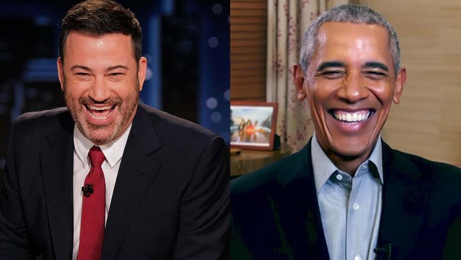 Jimmy Kimmel Live! - Kimmel and Obama