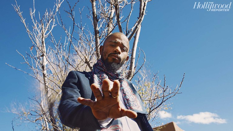 <p>Lakeith Stanfield was photographed remotely Nov. 8 in Santa Fe, New Mexico.</p>
