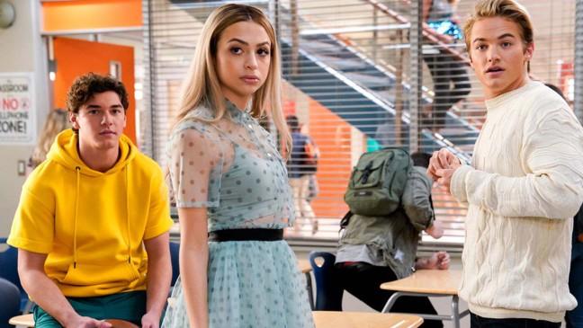 Josie Totah Is Living Everybody's High School Dream in 'Saved By the Bell'
