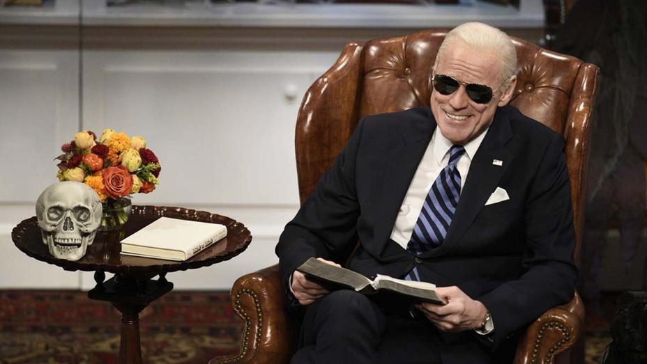 "Jim Carrey as Joe Biden during the ""Biden Halloween"" Cold Open on Saturday, October 31, 2020"