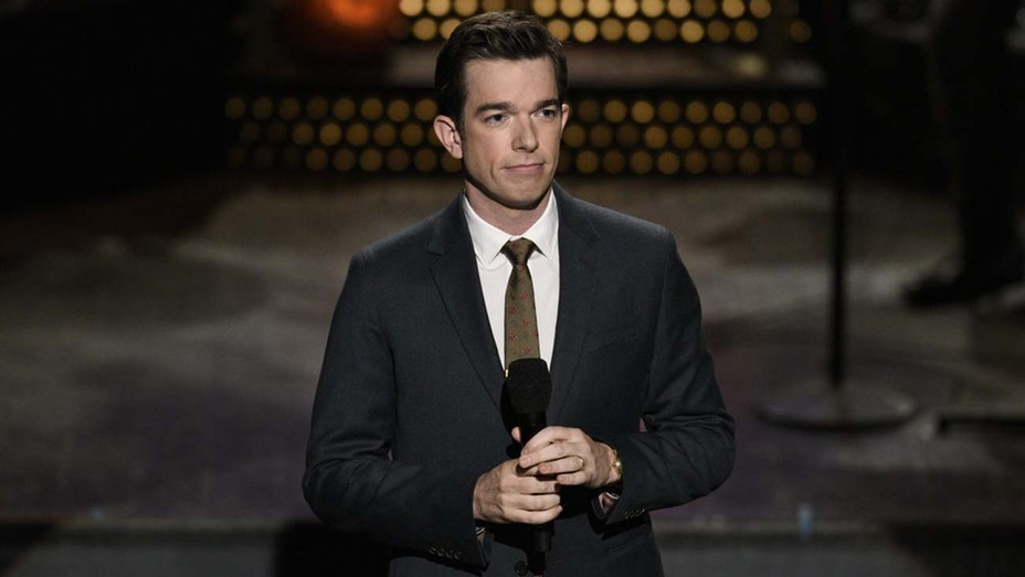 Host John Mulaney during the 'SNL' Monologue on Saturday, October 31, 2020