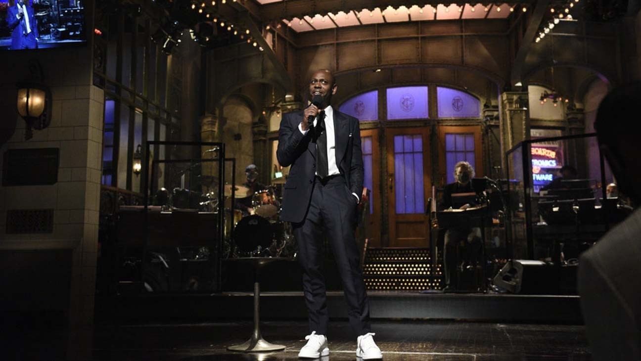 Critic's Notebook: Dave Chappelle Helps 'SNL' Process Another Election, With Mixed Results