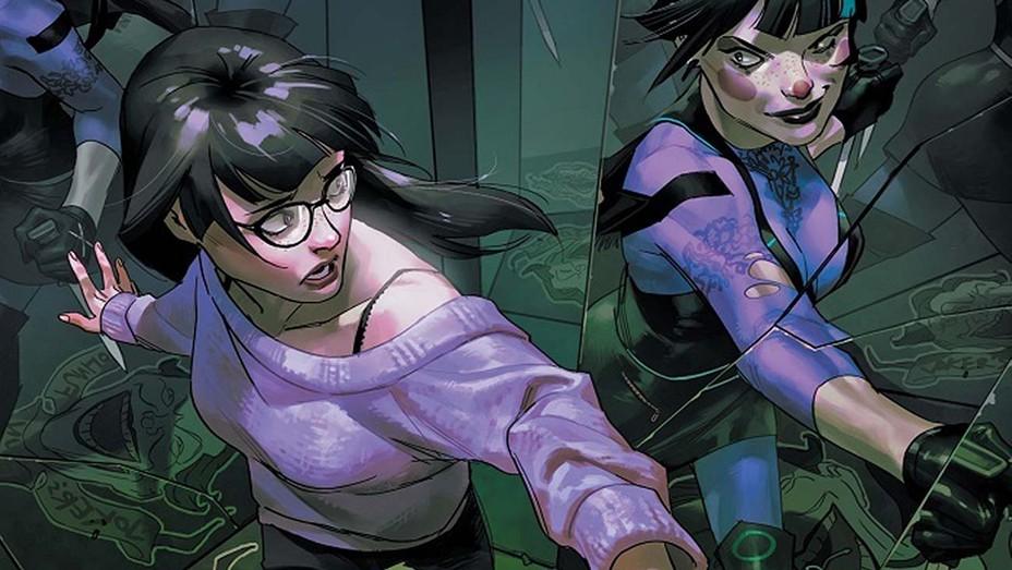 Punchline DC Entertainment Cover Detail