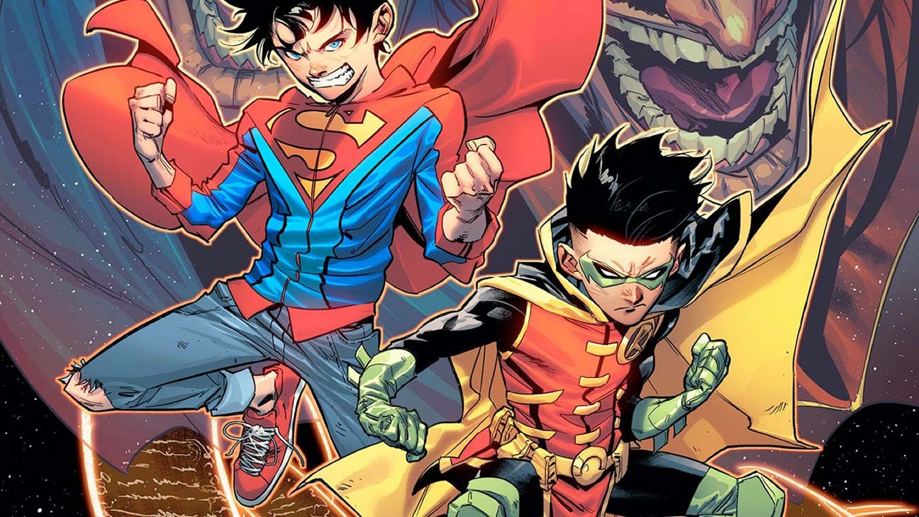 DC Sets 'Super Sons' Digital Series