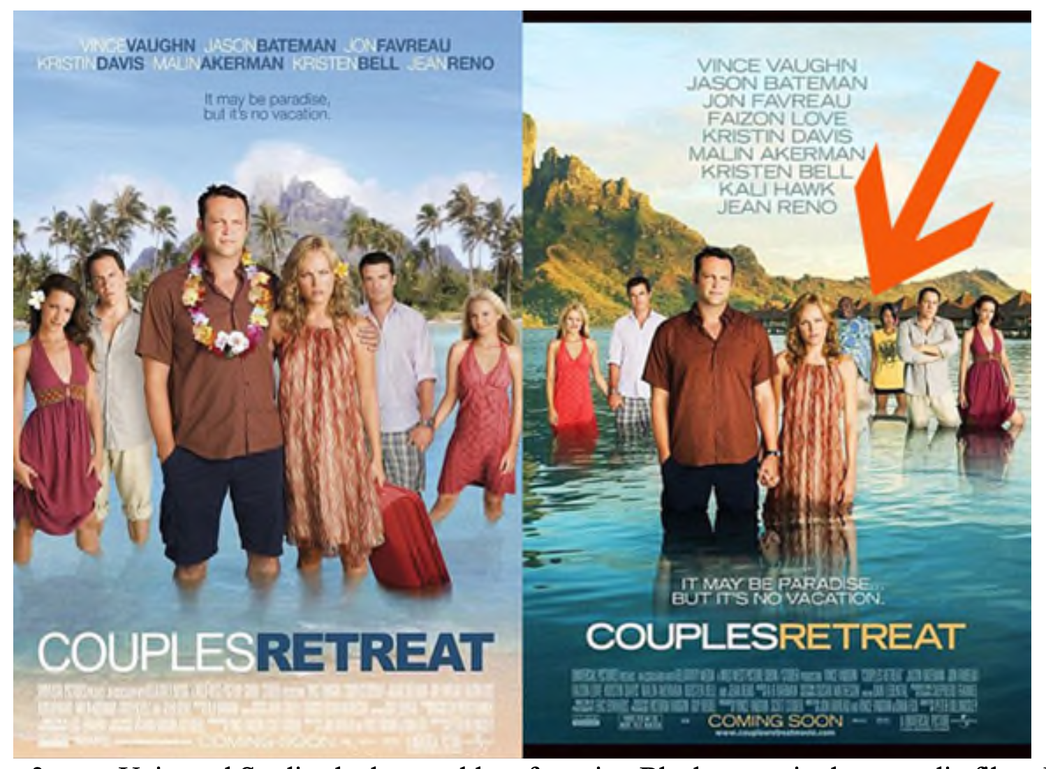Couples Retreat Movie Poster