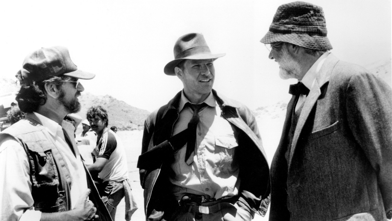 Harrison Ford Mourns Death of Onscreen Father Sean Connery