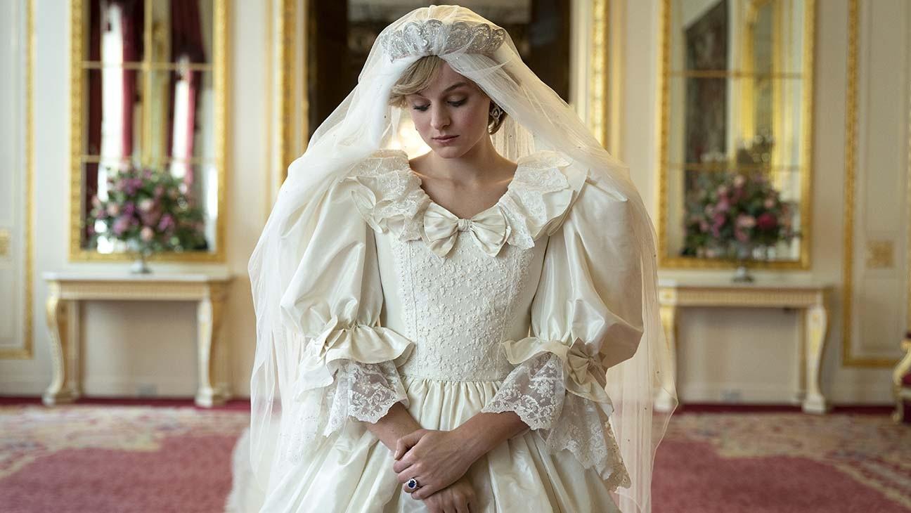 The Crown Season 4-Princess Diana (EMMA CORRIN)