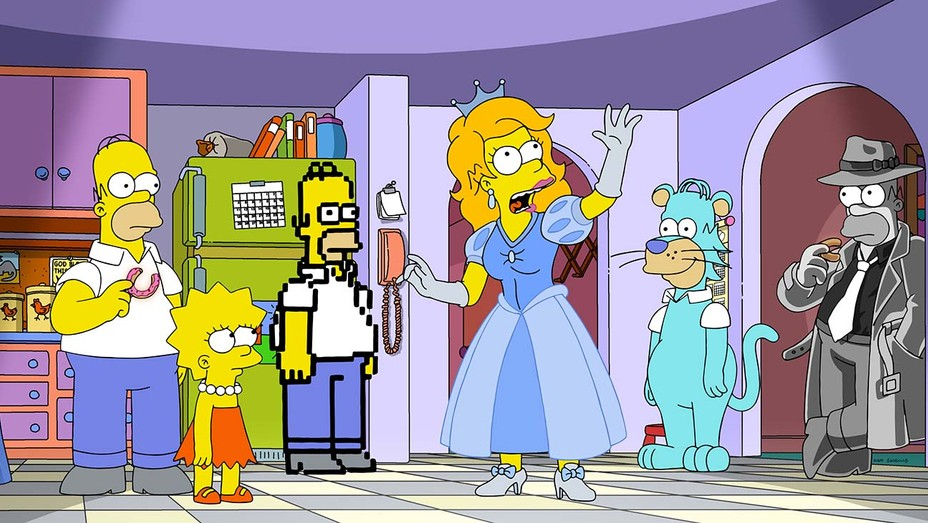 """Simpsons """"Treehouse of Horror"""" episode"""