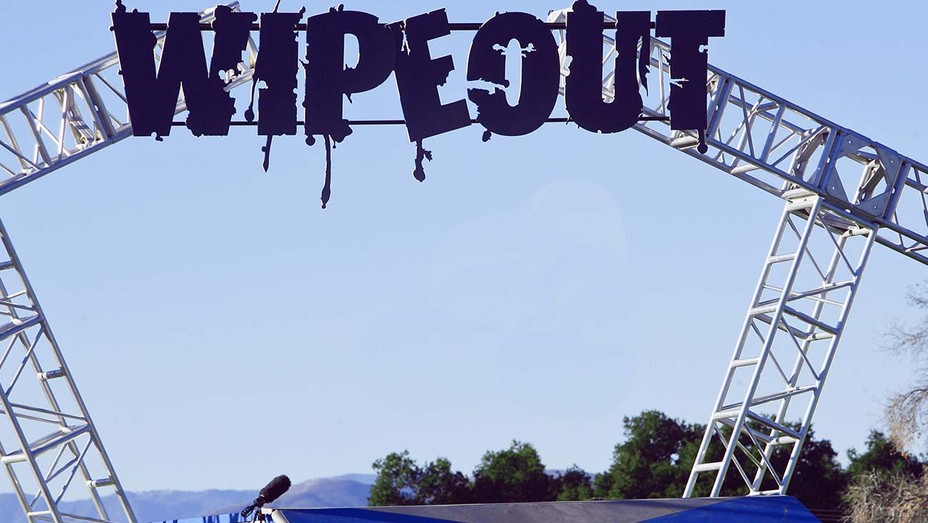Wipeout (ABC) Photo-Illustration
