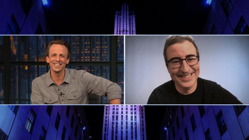 "John Oliver Says Adam Driver ""Obsession"" on 'Last Week Tonight' Sprung From Audience Joke Displeasure"
