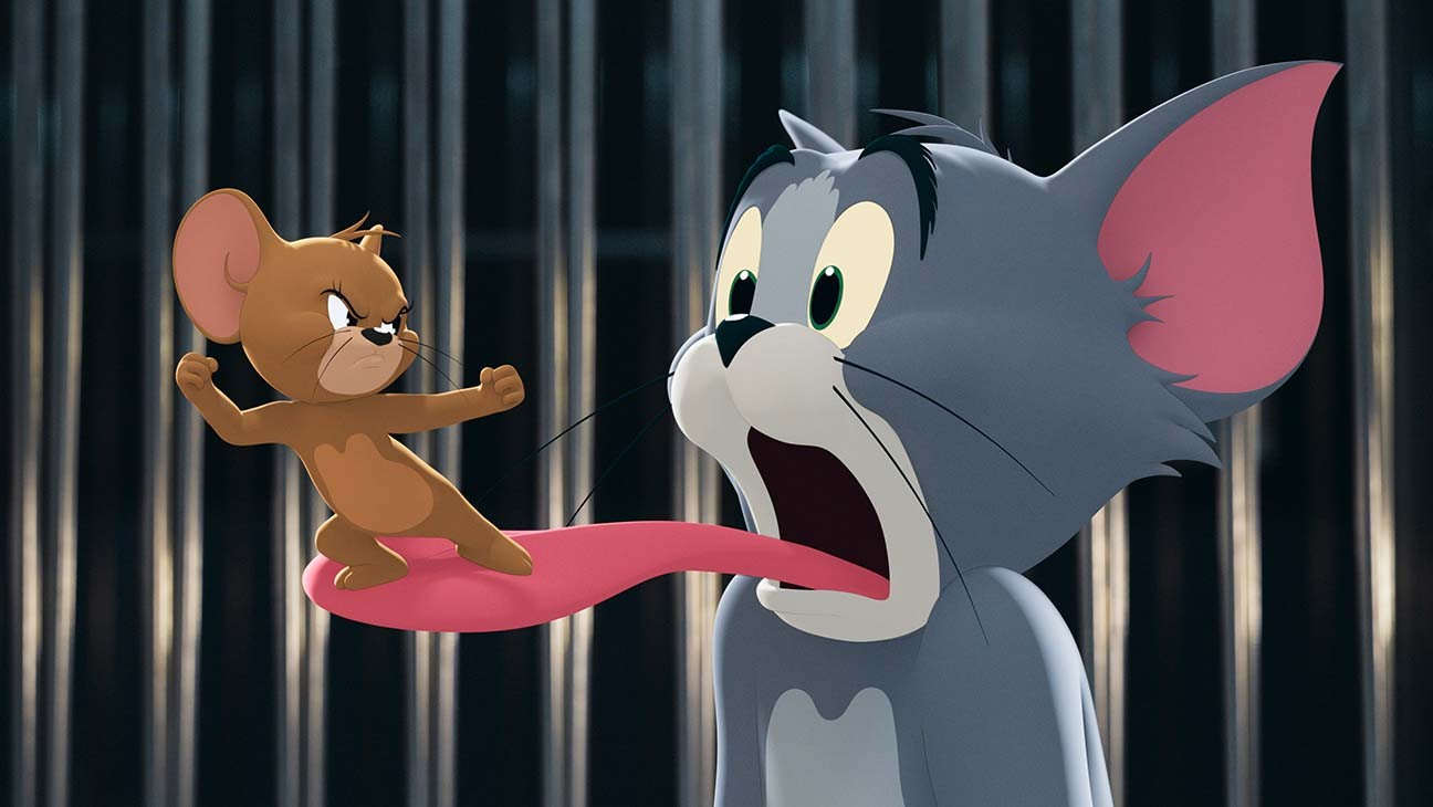 'Tom & Jerry' Live-Action/Animated Hybrid Film Drops First Trailer
