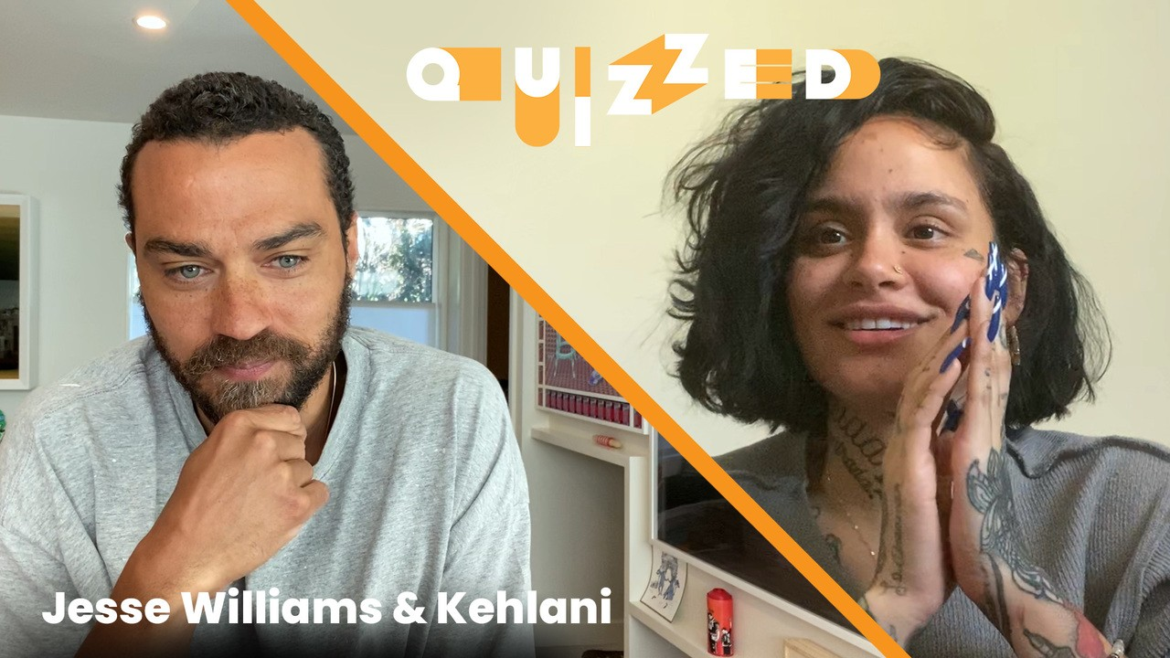 Jesse Williams Quizzes Superfan Kehlani on 'Grey's Anatomy' |  Quizzed