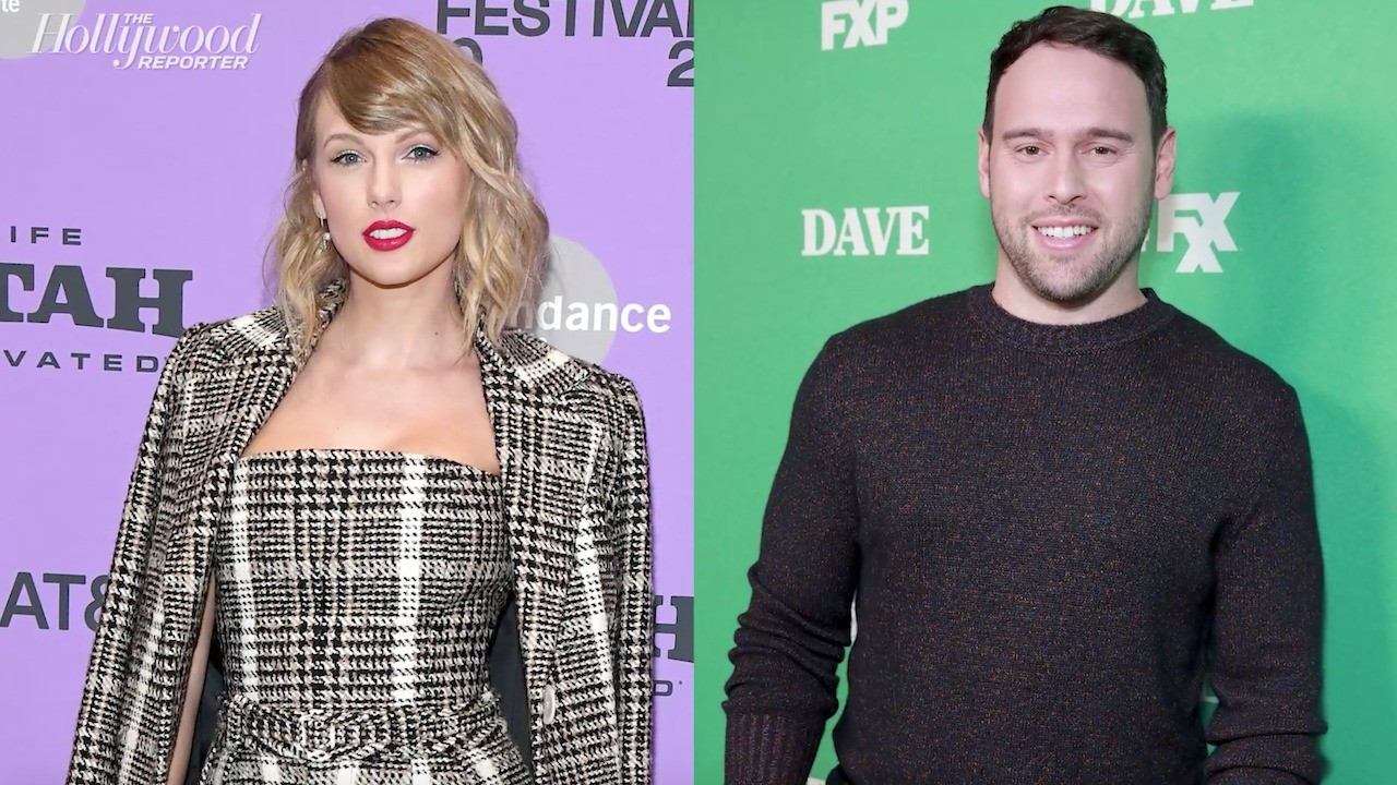 Taylor Swift Confirms Scooter Braun Sold Her Big Machine Masters