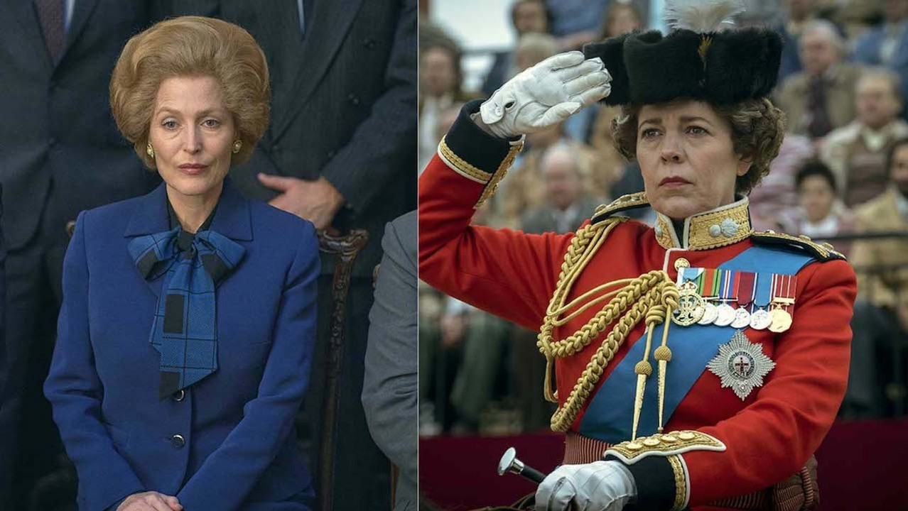 'The Crown' Stars Break Down Margaret Thatcher and The Queen's Complicated Relationship | THR News