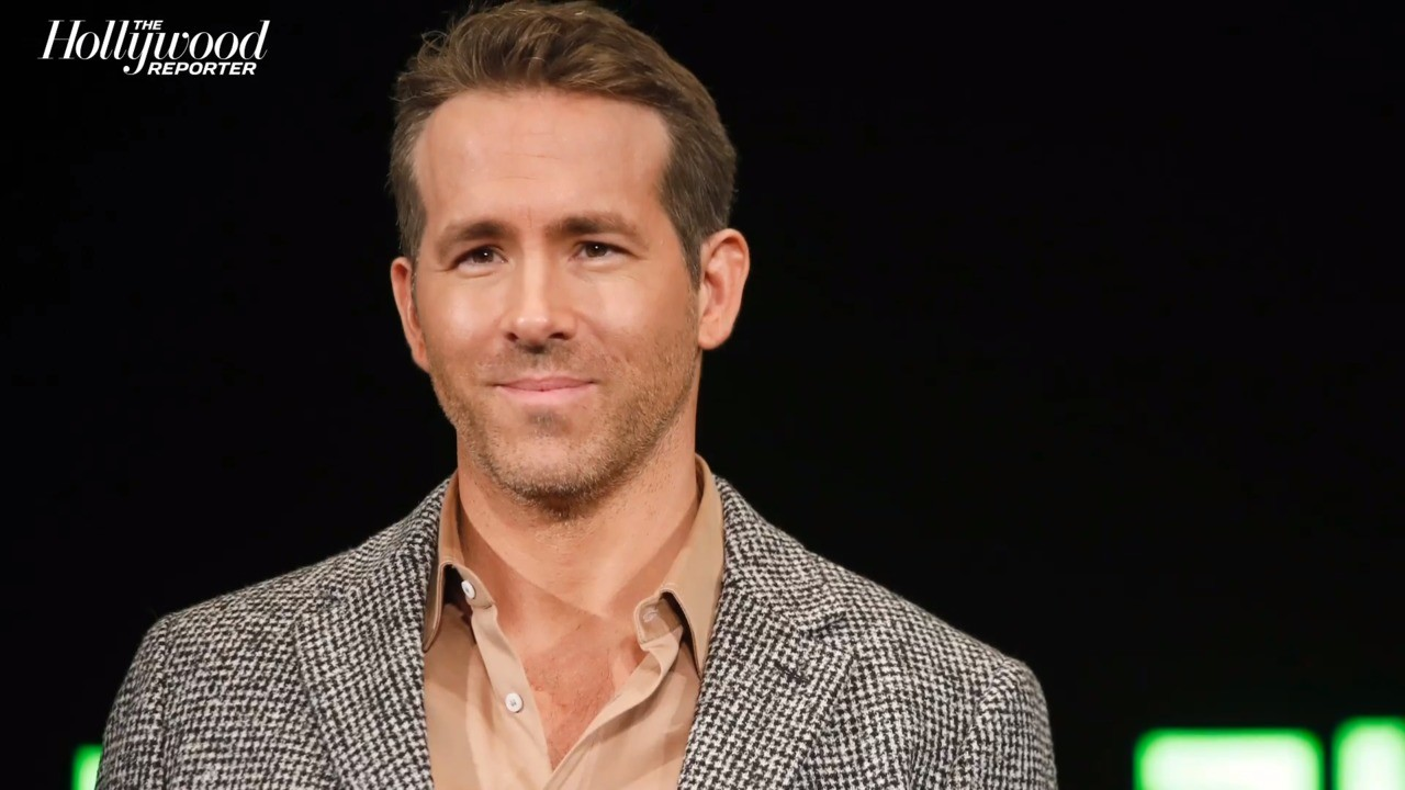 Ryan Reynolds Recorded Over 400 Videos for Crewmembers' Families and Friends | THR News