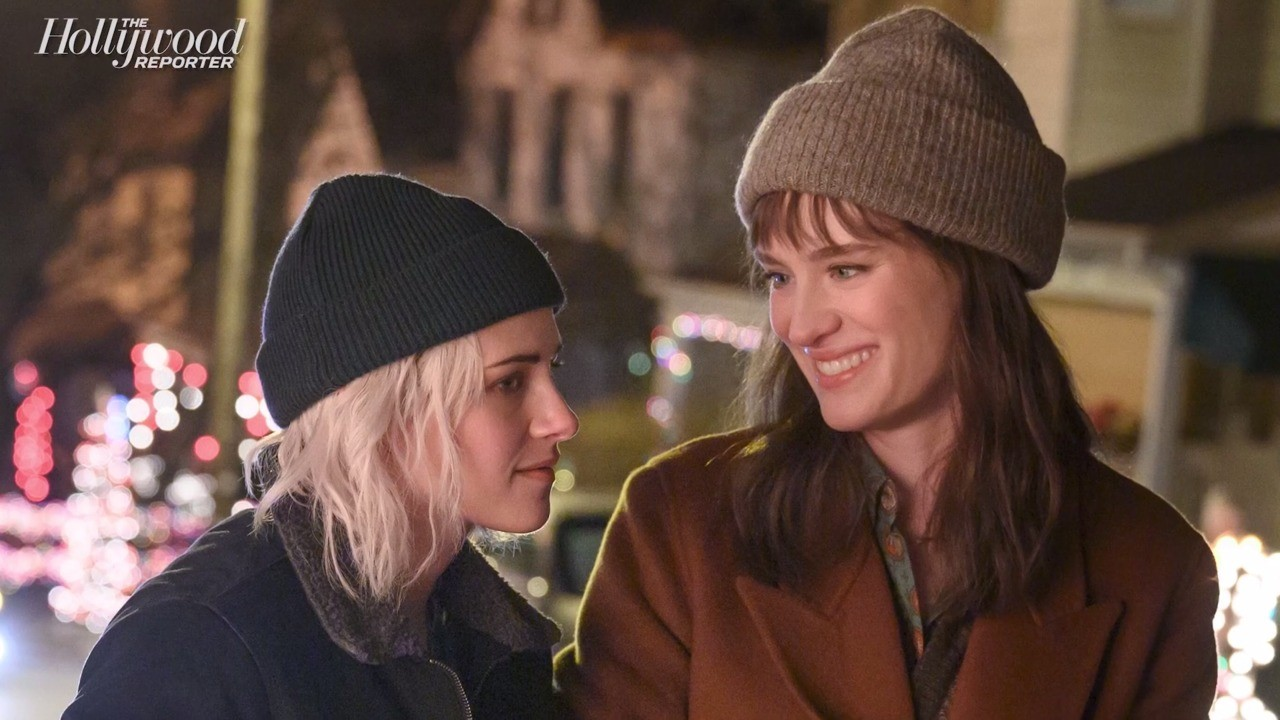 Kristen Stewart, Mackenzie Davis & Director/Writer Clea Duvall on LGBTQ+ Representation & Love in 'The Happiest Season' | THR Interviews