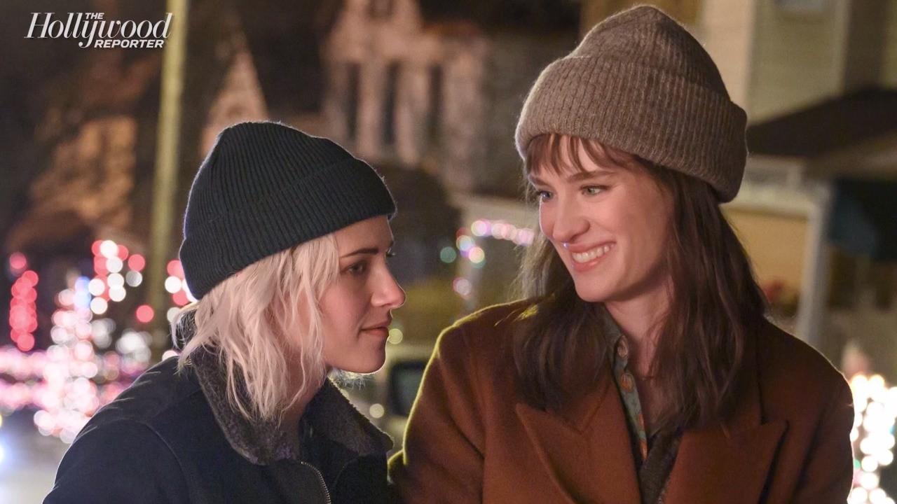 Kristen Stewart, Mackenzie Davis & Director/Writer Clea Duvall on LGBTQ+ Representation & Love in 'The Happiest Season' | THR Interviews