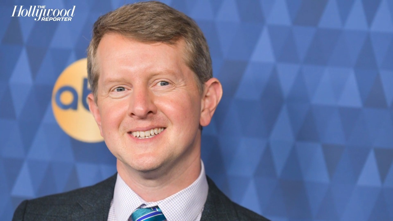 Ken Jennings Set as Interim 'Jeopardy!' Host | THR News